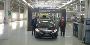Mercedes-Maybach S-Class Launched at Rs. 1.67 Crores