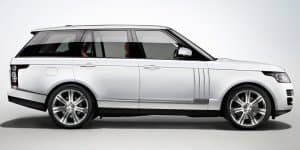 Land Rover preparing very luxurious Bentayga-rivaling Range Rover