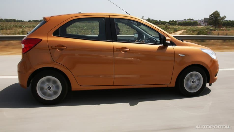 Ford Figo Performance and Handling
