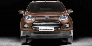 New Ford EcoSport Launched at Rs. 6.79 Lakhs