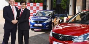 Tata Zest and Bolt Launched in South Africa
