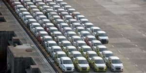 Chevrolet India Exports 3000 Left-Hand-Drive Beats to Mexico