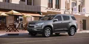 Book Chevrolet Trailblazer at Amazon India