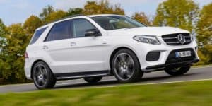 Mercedes unveils stronger GLE 450 AMG 4MATIC