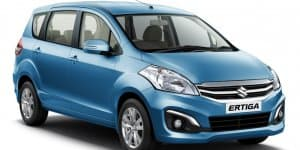 Maruti Suzuki launches Ertiga facelift for Rs 5.99 Lakhs