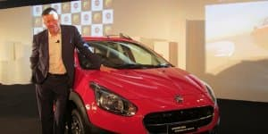 Abarth Punto Launched at Rs. 9.95 Lakhs