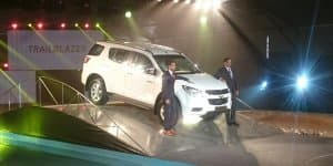 Chevrolet Trailblazer Launched at Rs. 26.40 Lakhs