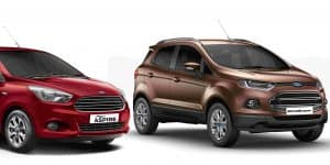 Ford India Announce Special Offer for EcoSport