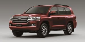 All-new Land Cruiser 200 launched in India for Rs 1.29 Crore