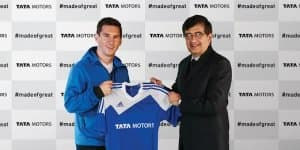 Tata Motors signs star football player Lionel Messi as global brand ambassador