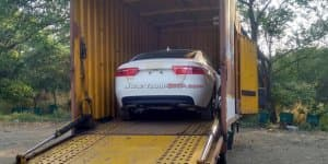 Jaguar XE Spotted in India; Launch at 2016 Auto Expo