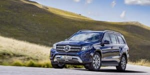 Video - Mercedes-Benz 2017 GLS SUV revealed through videos
