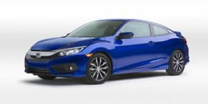2016 Honda Civic Coupe Revealed