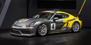 New Porsche Cayman GT4 Clubsport Revealed