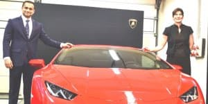 Lamborghini Huracán LP 580-2 Launched at Rs. 2.99 Crores