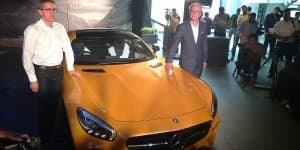 Mercedes-AMG GT S Launched at Rs. 2.40 Crores