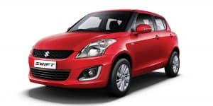 Maruti offers ABS & Airbags as options on Swift and Dzire
