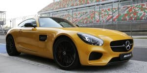 Image Gallery - Mercedes-Benz AMG GT S