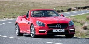 Mercedes SLK-55 AMG launch on 2nd Dec and 2014 S-Class in January