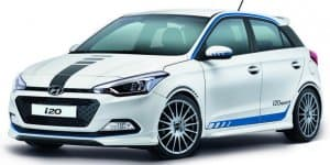Turbocharged Hyundai i20 Sport launched in Germany