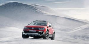 Volkswagen Tiguan GTE Active Concept Revealed
