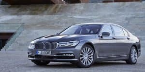"BMW 7-Series bags ""Automobile of the Year 2016"" award"