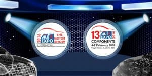 Exclusive:Auto Expo 2016 will Witness revealing of 80 New Vehicles