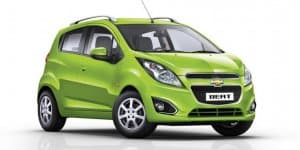 2016 Chevrolet Beat Launched at Rs. 4.28 Lakhs