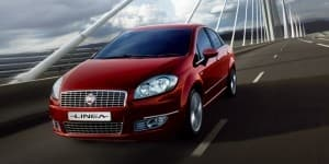 Fiat launches limited Absolute edition of Linea and Punto