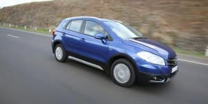 Maruti Suzuki S-Cross Prices drop down by over Rs 2 lakh