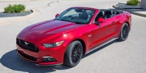 New Ford Mustang India Launch on January 28, 2016