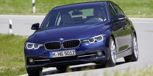 2016 BMW 3-Series launches at Rs 35.90 lakh