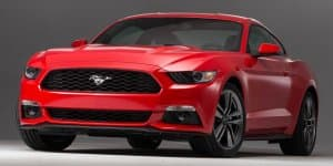 Live Unveil: 2015 Ford Mustang