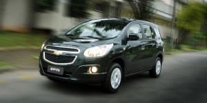 Image Gallery - Chevrolet Spin MPV