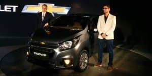 Chevrolet Beat Essentia Unveiled at 2016 Auto Expo