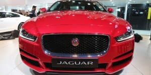 Image Gallery - Jaguar XE at AutoExpo 2016