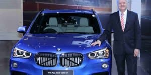 2016 Auto Expo: All-New BMW X1 Launched at Rs. 29.90 Lakhs