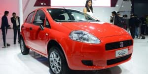 Fiat Punto Pure Launched at Rs. 4.49 Lakhs