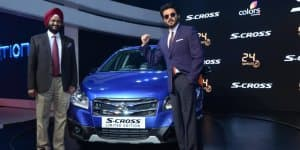 Maruti S-Cross Limited Edition Unveiled at 2016 Auto Expo
