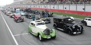 Second day of 6th Vintage car rally ends at BIC Noida