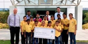Volkswagen India Pune plant crosses 50,000 visitors mark