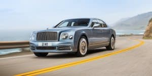 Video - 2017 Bentley Mulsanne unveiled, adds Extended Wheelbase model to lineup