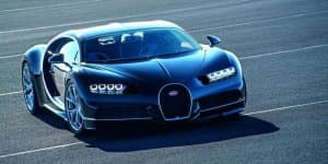 Geneva Motor Show - Bugatti Chiron unleashed with 1500 PS