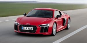 Audi R8 Entry-level will get a Twin-Turbo 3.0L V6