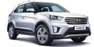Hyundai Creta registered bookings over 1 lakh