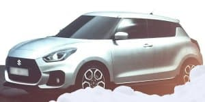 2017 Maruti Swift exterior and interior leaked