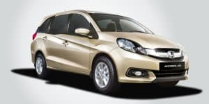 Honda Mobilio MPV to be Discontinued Soon!