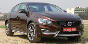 Image Gallery - Volvo S60 Cross Country