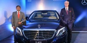 Mercedes-Benz S400 launched in at Rs 1.28 crore