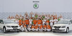 Skoda rolls out One Milionth third-generation Octavia